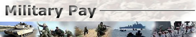 Military Pay Calculator / Estimator - 2010 Pay Rates