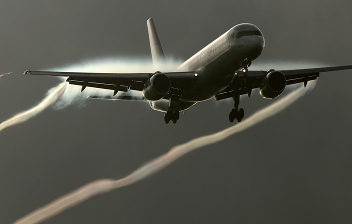boeing 757 aircraft wake turbulence vortex