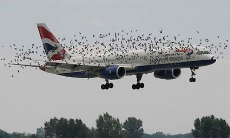 british airways boeing 757