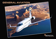 General Aviation 2010 Deluxe Wall Calendar