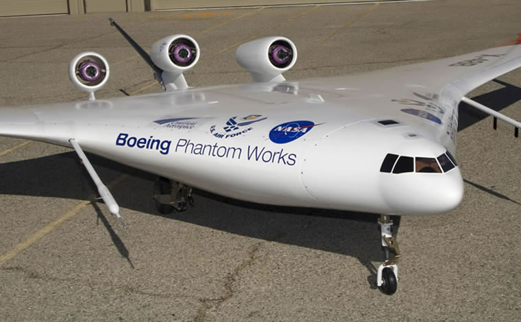 boeing phantom works