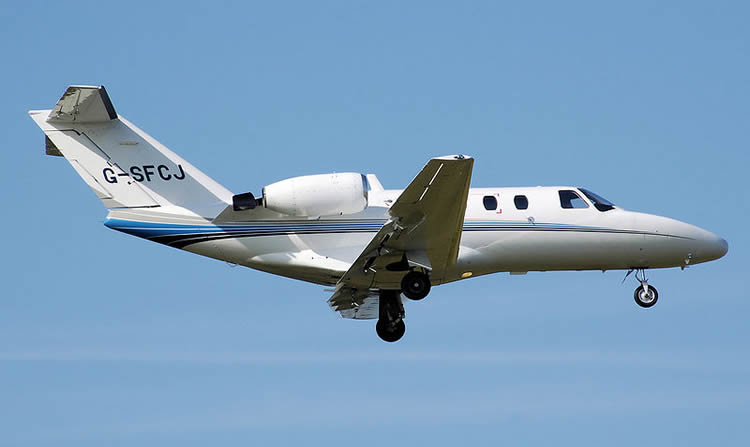 cessna 525 citation jet