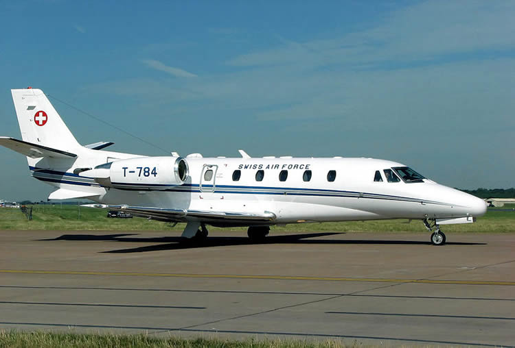 cessna jet 560 xl citation jet