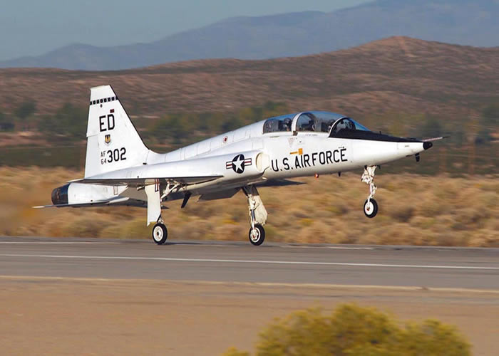 T-38 Talon From Edwards AFB