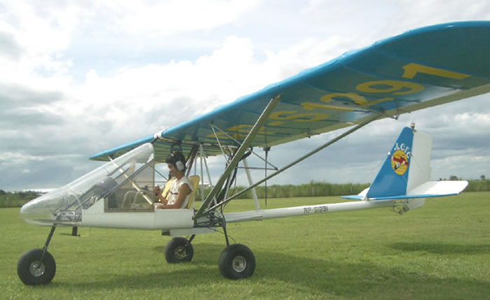 conventional ultralight