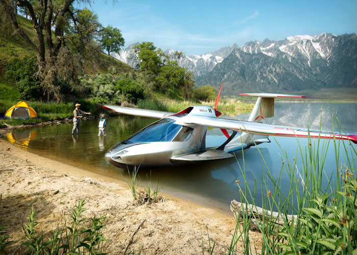 Notax Ultralight 92 Sleek Aircraft