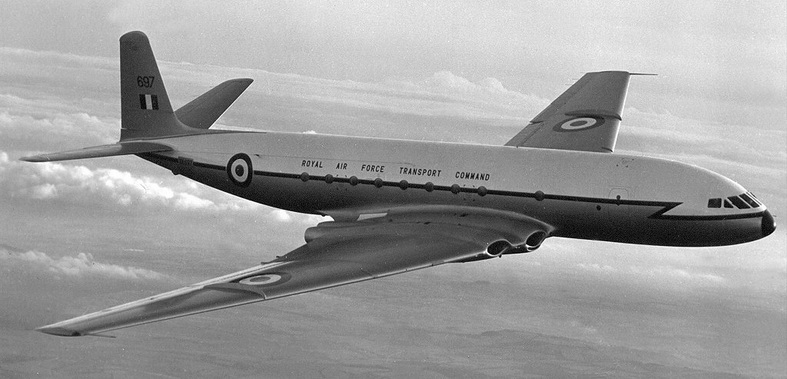 de havilland comet dh-106 airplane royal air force transport command