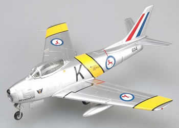 USAF F-86 Diecast Fighter jet