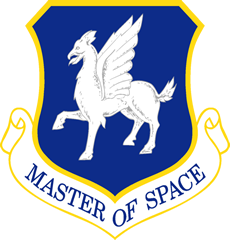master of space badge / patch
