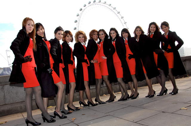 sexy hot stewardess flight attendant pictures
