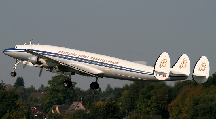 Breitling Lockheed Super Constellation