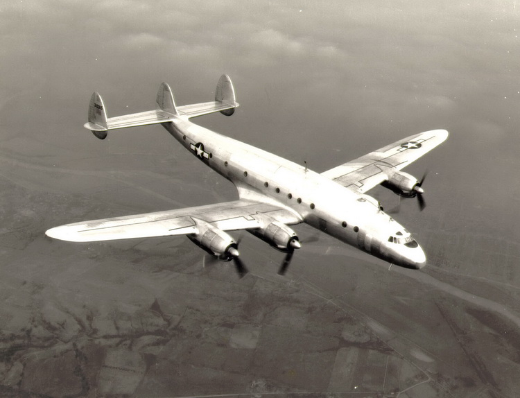 C-69 Lockheed Constellation