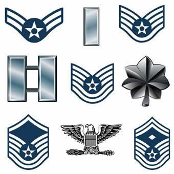 US Air Force Rank