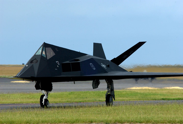 F-117 Stealth Aircraft