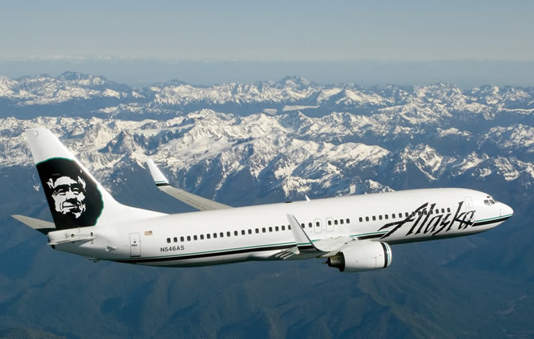 Boeing 737-800 photo - Alaska Airlines
