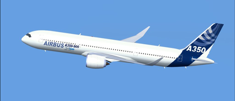 AIRBUS A350-900 XWB (EXTENDED WIDE BODY)