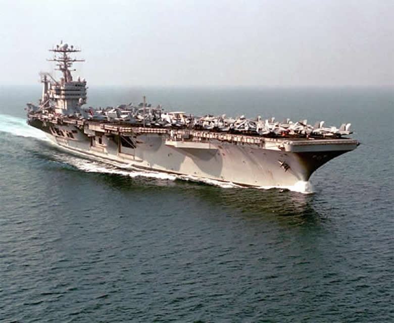 USS Washington Aircraft Carrier