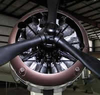 piston aircraft engine