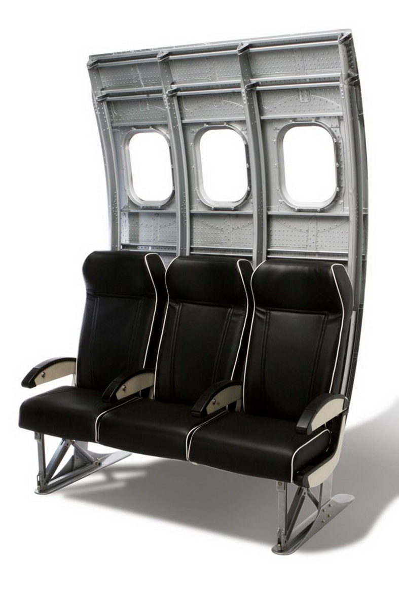 aircraft furniture from airline seating