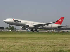 northwet airlines a330