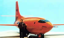 bell x-1 aircraft that broke the sound barrier