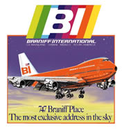 braniff airways memorabilia