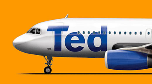 ted airlines