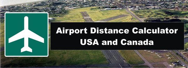airport distance calculator