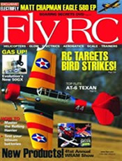 Fly RC Magazine Subscription