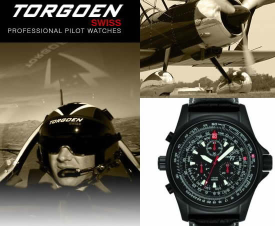 torgoen swiss mil watches