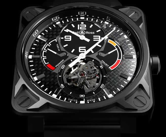 bell ross flight pilot watch