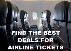 find the best deals for airline tickets