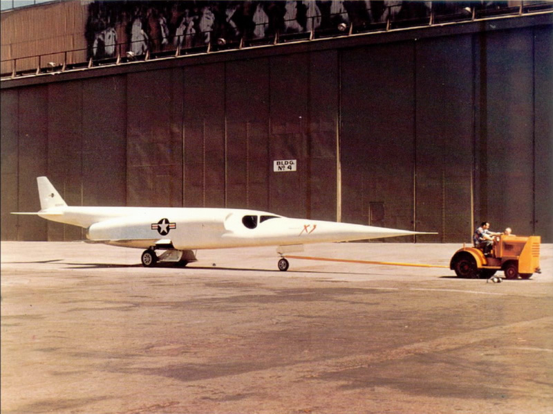 X3 Stiletto On Display at Douglas Corp