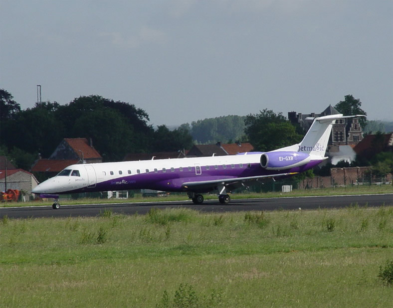 embraer erj145 jet jetmagic airlines