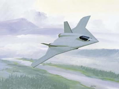 Future Offensive Aircraft