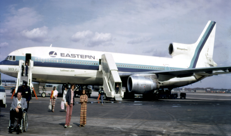 Eastern Airlines Lockheed L-1011 l1011