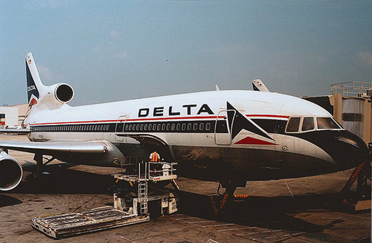 Delta Airlines L1011