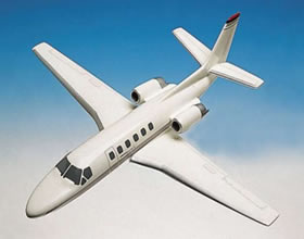 cessna citation s11 display model