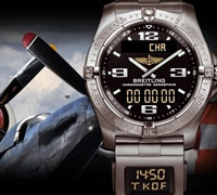 breitling aviation co-pilot watch
