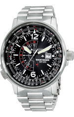 Citizen Nighthawk Pilot Watch