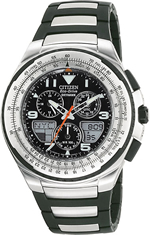 Citizen Chronograph Flight Watch