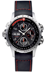 Hamilton Chronograph Aviation Watch