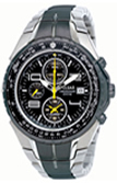 Pulsar Chronograph Aviator Watch Watches