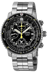 Seiko Chronograph A6B Fighter Pilots Watch
