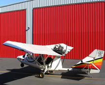 gt 500 ultralight aircraft