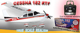Cessna RC Airplane
