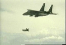 f-15 perfroms missle test