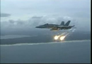 f-18 flare test