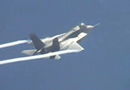JSF Joint Strike Fighter aircraft performs tests