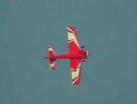 giles 300 aerobatic rc airplane